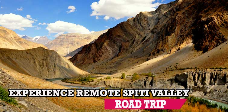 Lahaul-Spiti Valley Road Trips - Vision HImalayas